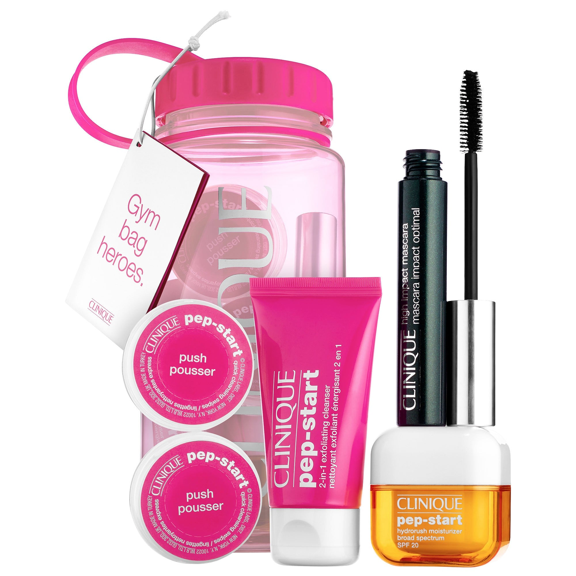Athleisure Beauty Gift Sets   POPSUGAR Beauty