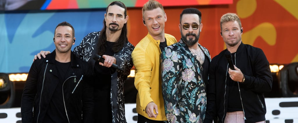 Backstreet Boys DNA Tour Details