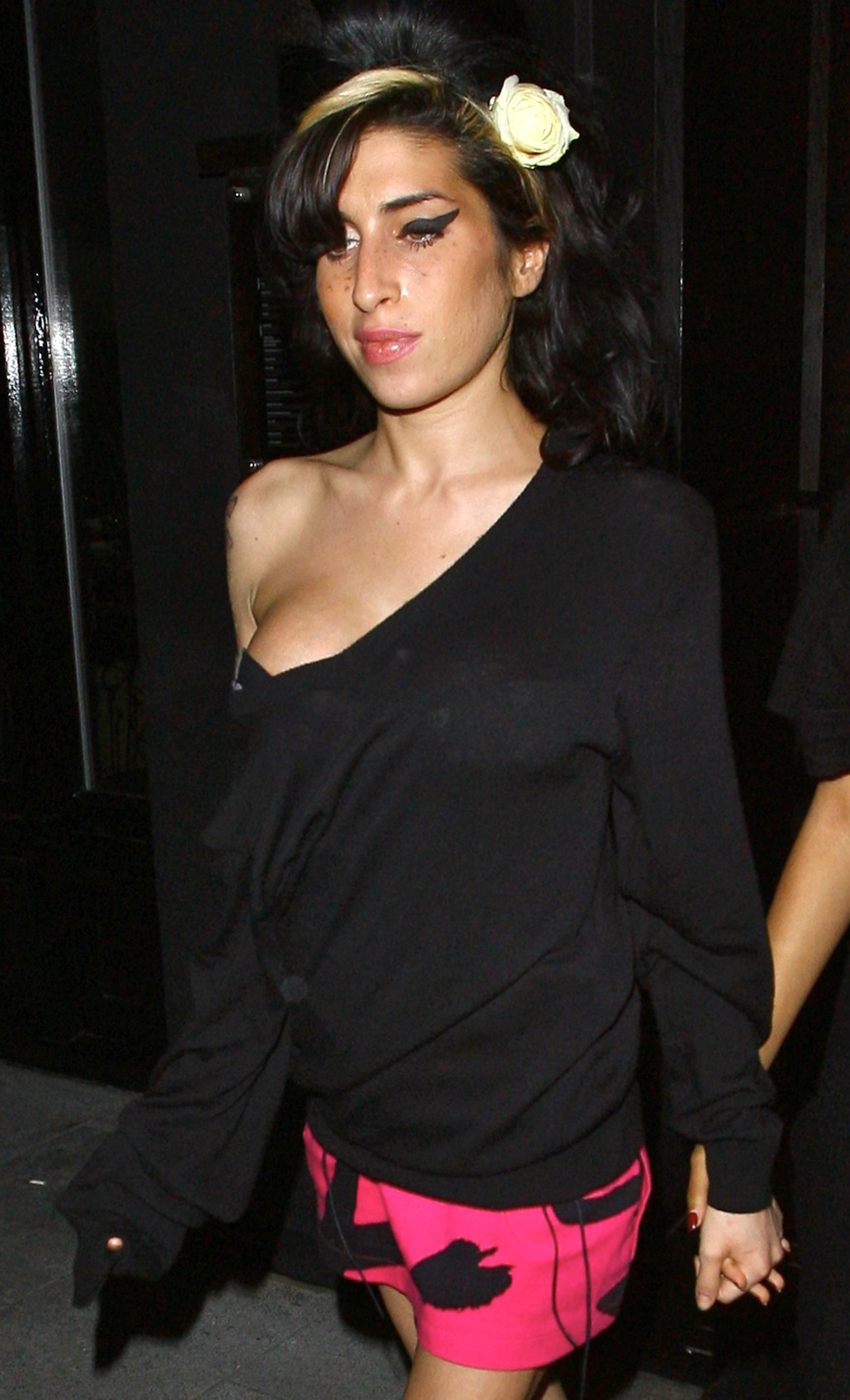 Amy winehouse boob photos