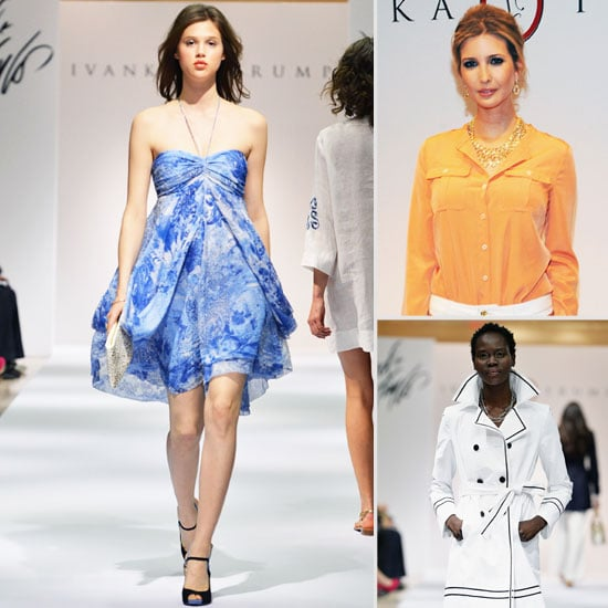 Ivanka Trump Lord & Taylor Runway Collection Pictures