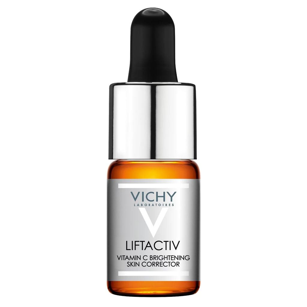 Best No Frills Serum: Vichy LiftActiv Vitamin C Brightening Skin Corrector Face Serum