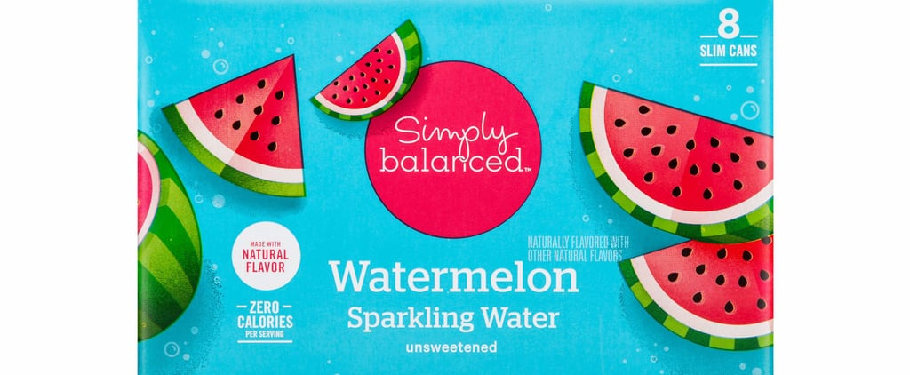 Hold Up — Target's New Line of Sparkling Waters Includes Watermelon!