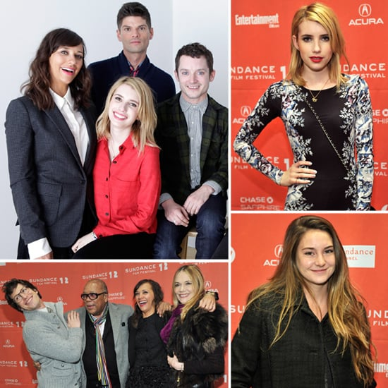 Emma Roberts and Rashida Jones Sundance Pictures