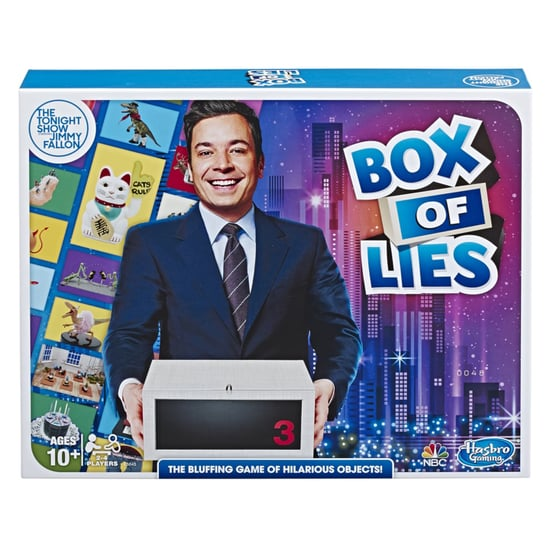 Jimmy Fallon Hasbro Board Games