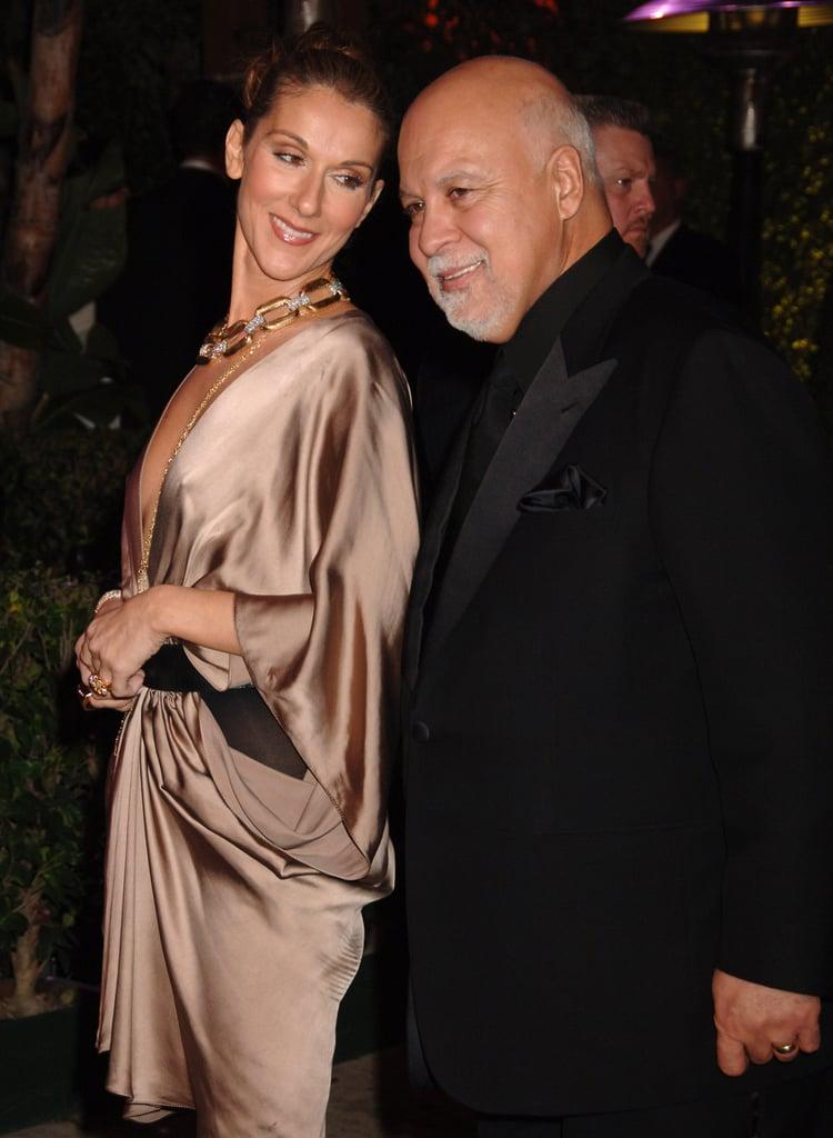 Celine Dion and Rene Angelil Pictures | POPSUGAR Celebrity Photo 13
