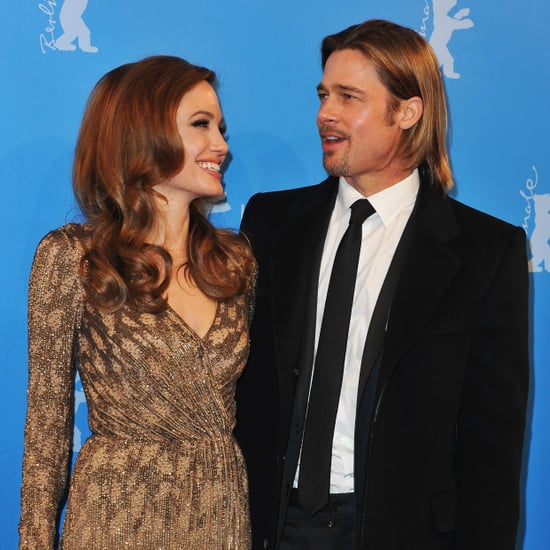 Angelina Jolie and Brad Pitt Pictures at 2012 Berlin Film Festival