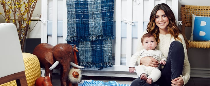 Jamie-Lynn Sigler's Nursery For Son Beau Dykstra