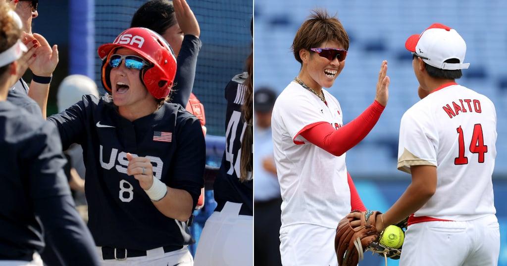 The USA-Japan Softball Rivalry at the 2021 Olympics