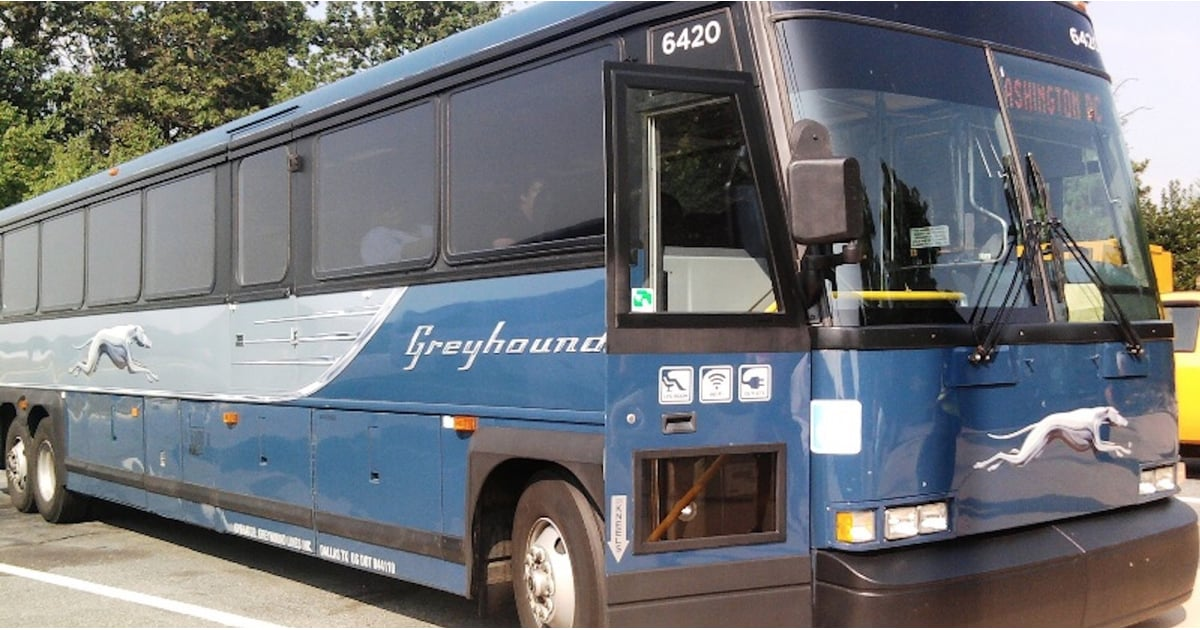 Greyhound Bus Across the Country | POPSUGAR Smart Living