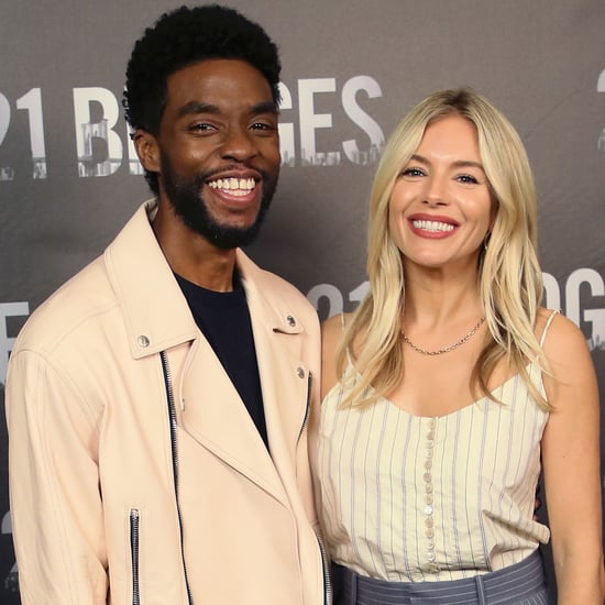 Chadwick Boseman Boosted Sienna Miller's 21 Bridges Salary