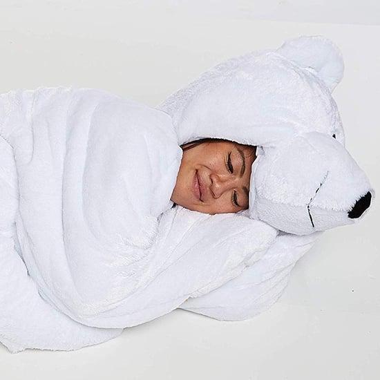 Snoozzoo Polar Bear Sleeping Bag For Adults