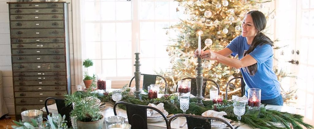 13 Christmas Decorating Ideas to Steal From Joanna Gaines