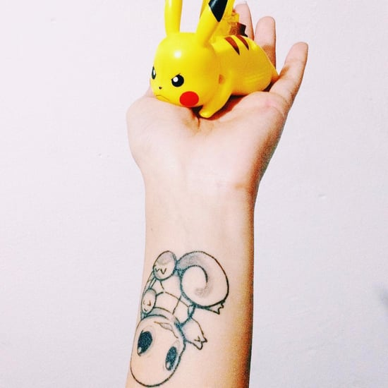 Pokemon Tattoo Ideas