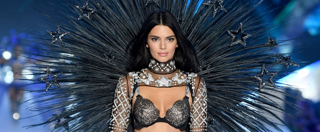 Kendall Jenner Victoria's Secret Fashion Show 2018
