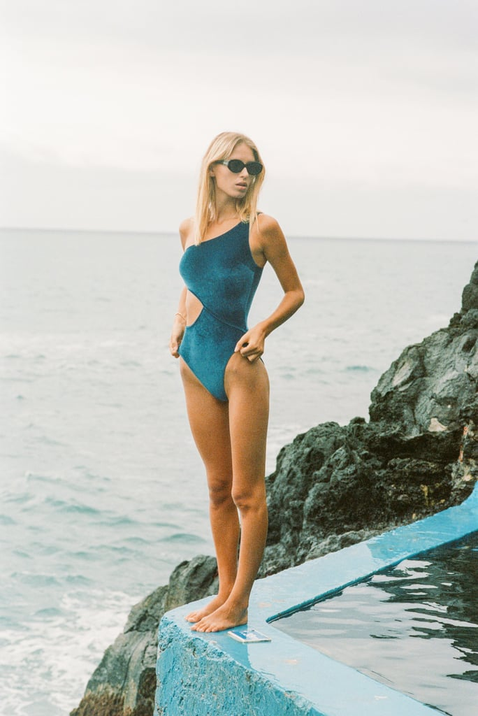 Sold & Striped the Claudia One-Piece