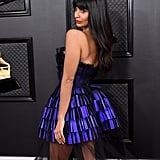 Jameela Jamil at the 2020 Grammys