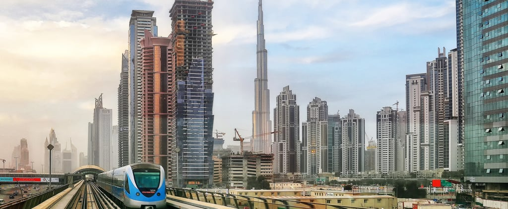 Dubai Ruler Celebrates Dubai Metro's 10th Anniversary