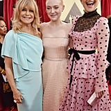 Pictured: Goldie Hawn, Dakota Fanning, and Kate Hudson