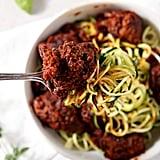 Whole30 Spaghetti and Meatballs