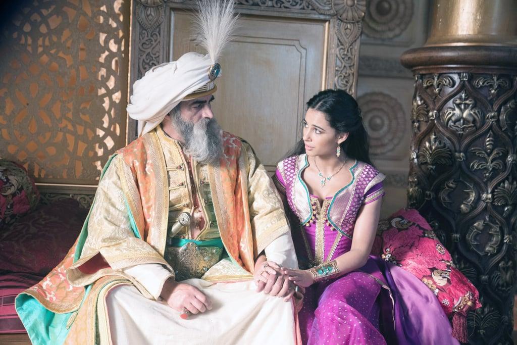 Jasmine Becomes Sultan