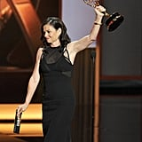 Gail Mancuso won best directing for a comedy series.