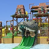 Legends of Chima Water Park (Legoland, Carlsbad, CA)