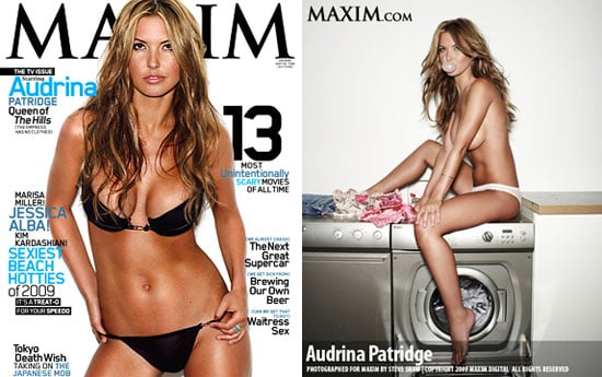 With audrina patridge maxim hot matchless message