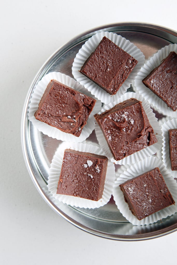 Salted Chocolate Fudge