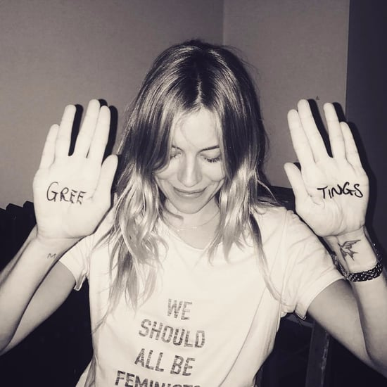 Sienna Miller Has Joined Instagram, and It's as Good as You'd Imagine
