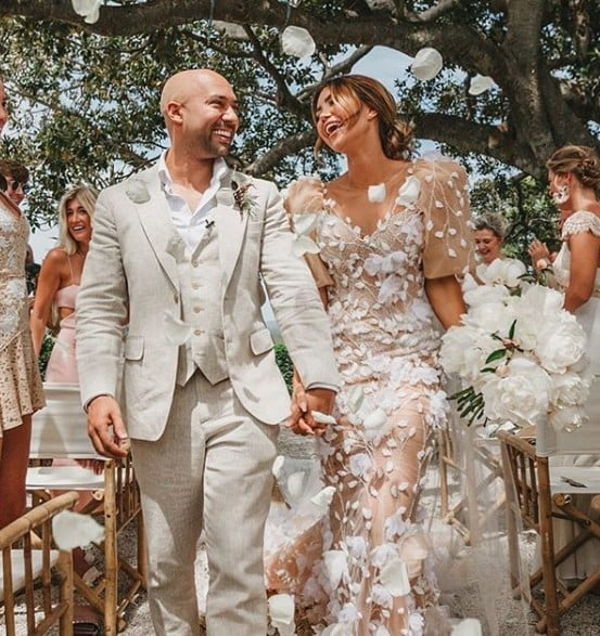 Pia Muelenbeck Wedding Pictures