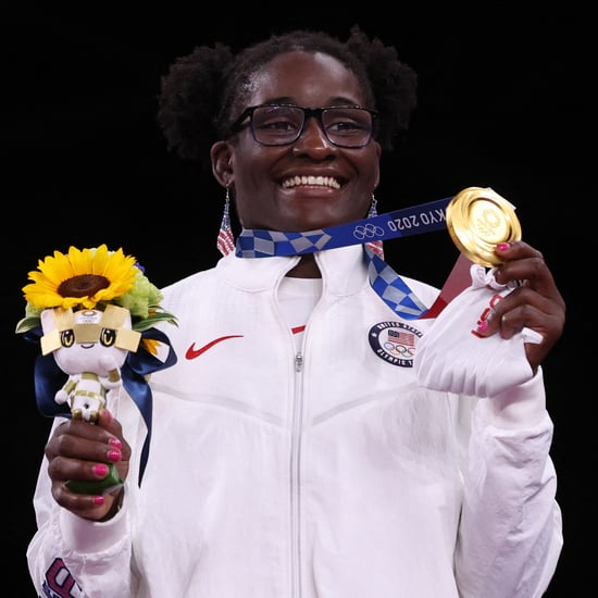 Tamyra Mensah-Stock Wins Gold in Wrestling 2021 Olympics