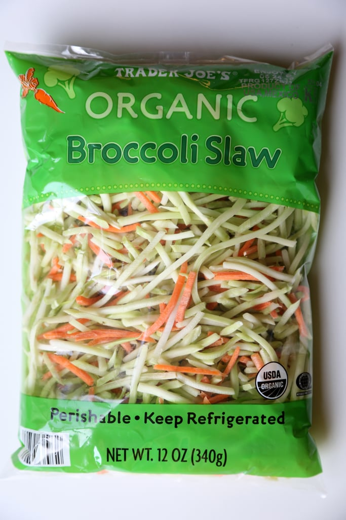 Organic Broccoli Slaw ($2)