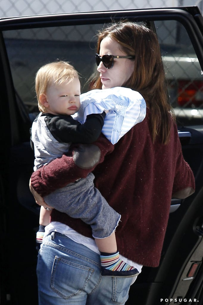 Jennifer Garner Unwinds From the Oscars and Preps For Sam's First Birthday
