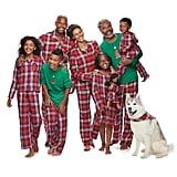 Plaid Flannel Matching Family Pajamas