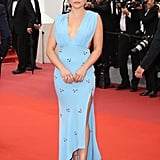 Florence Pugh at the 2019 Cannes Film Festival
