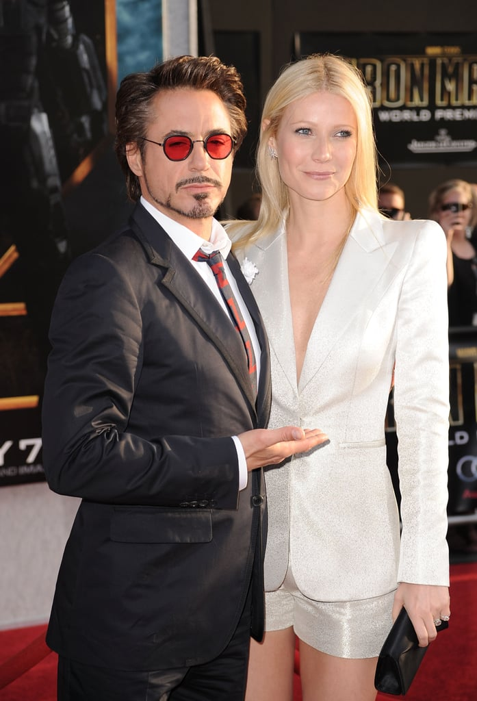 Photos from Iron Man 2 Premiere