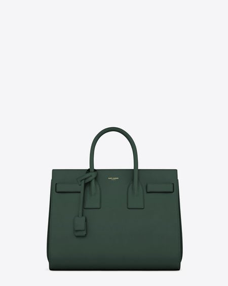 Sac de Jour mini in Racing Green ($2,550).