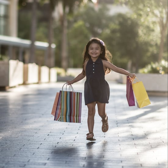 Bringing Kids Shopping With You Will Save You Time