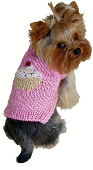 Trend Setters: Dogs May Singlehandedly Save Cupcakes