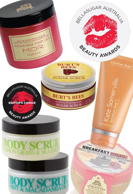 2012 BellaSugar Australia Beauty Awards: Vote For the Best Body Scrub