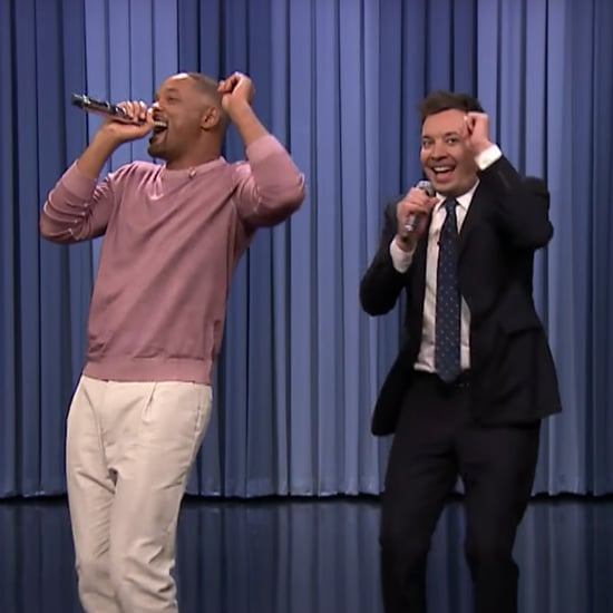 Jimmy Fallon and Will Smith Sing TV Show Theme Songs