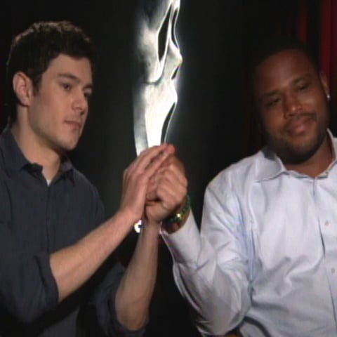 Adam Brody Video Interview For Scream 4
