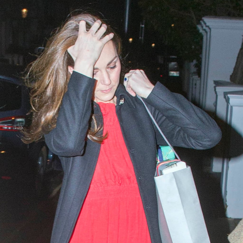 Kate Middleton at Mom Carole's Birthday Party Pictures 2019