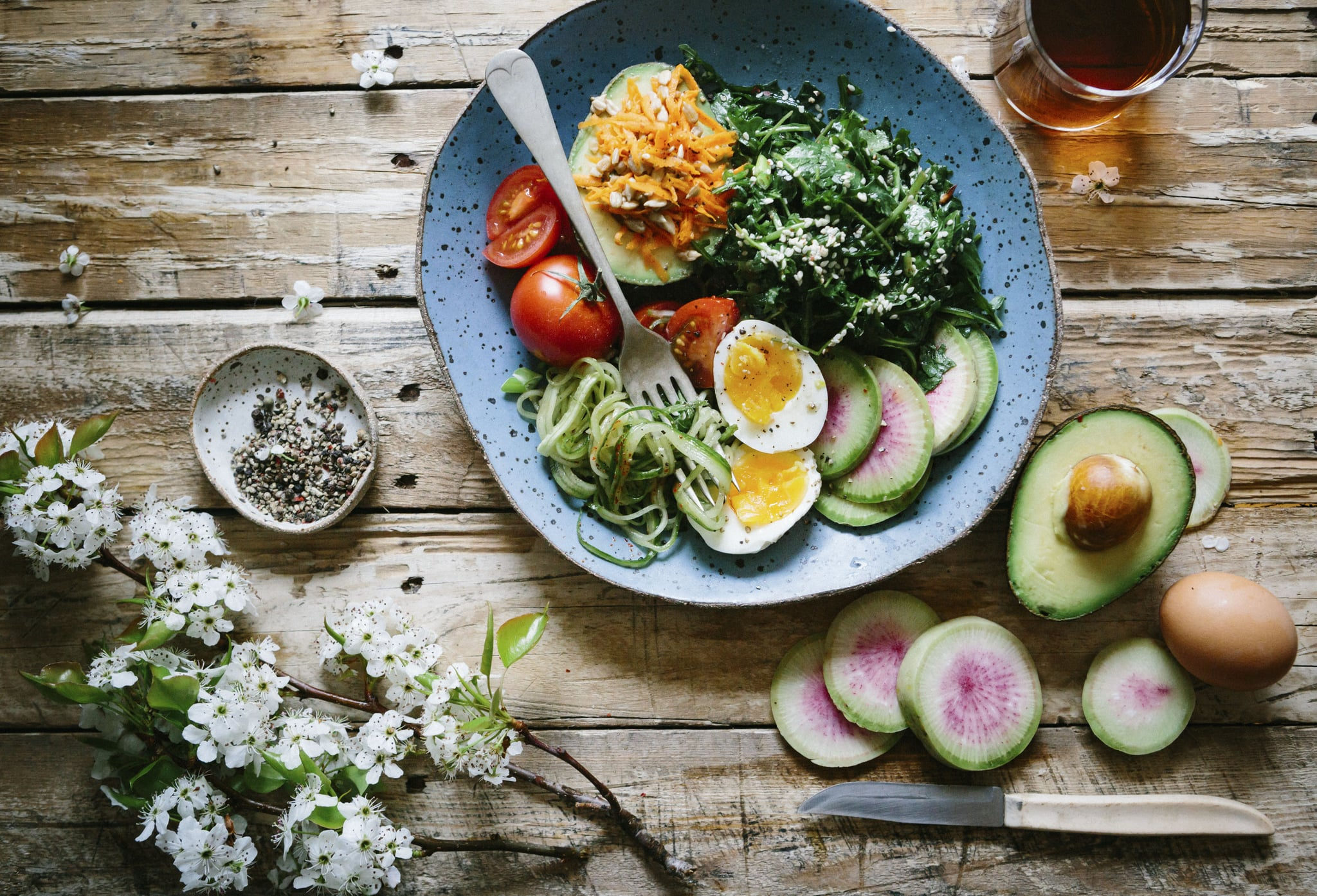 Whole30: The Skinny on What You Can — and Can't — Eat