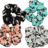 Pug Hair Scrunchies