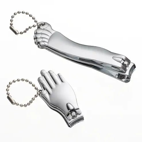 The Free Stocking Stuffer: Kikkerland Hand & Foot Nail Clippers Set