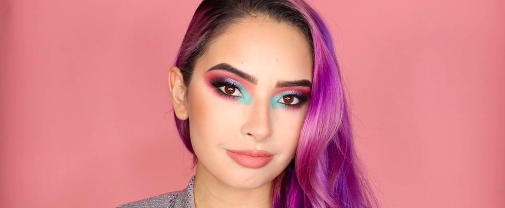 Thanksgiving Makeup Tutorial by Laura Sanchez