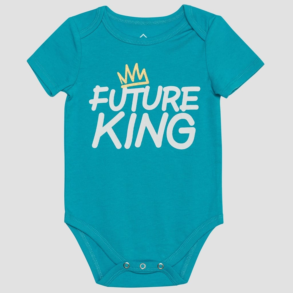 9e3b4069ff08 Well Worn Baby's Future King Bodysuit | Target Shirts For Kids ...