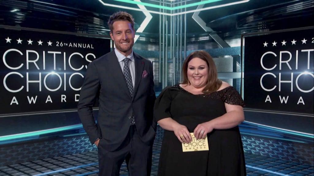 The Story Behind Chrissy Metz's Critics' Choice Awards Dress