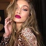 Gigi Hadid Without Red Filter
